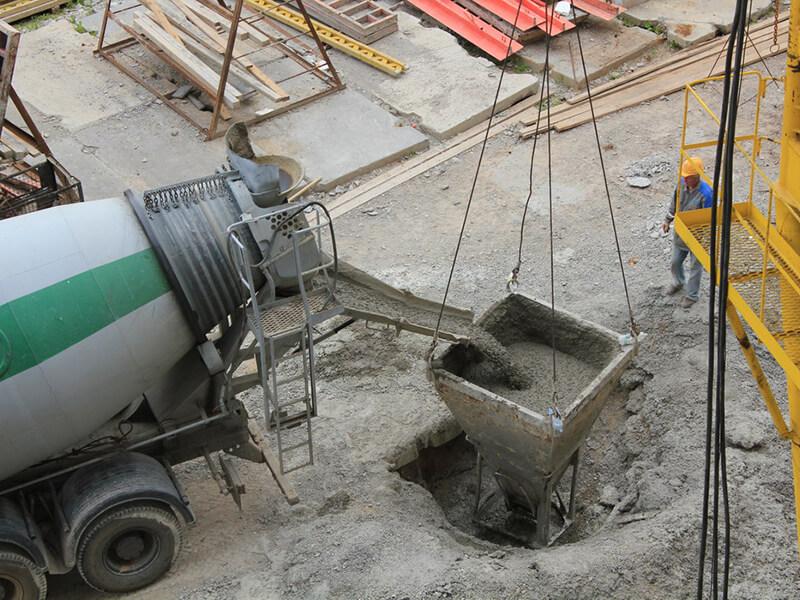 купить бетон в курске для фундамента цена